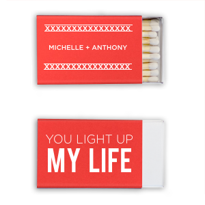 You Light Up My Life Match