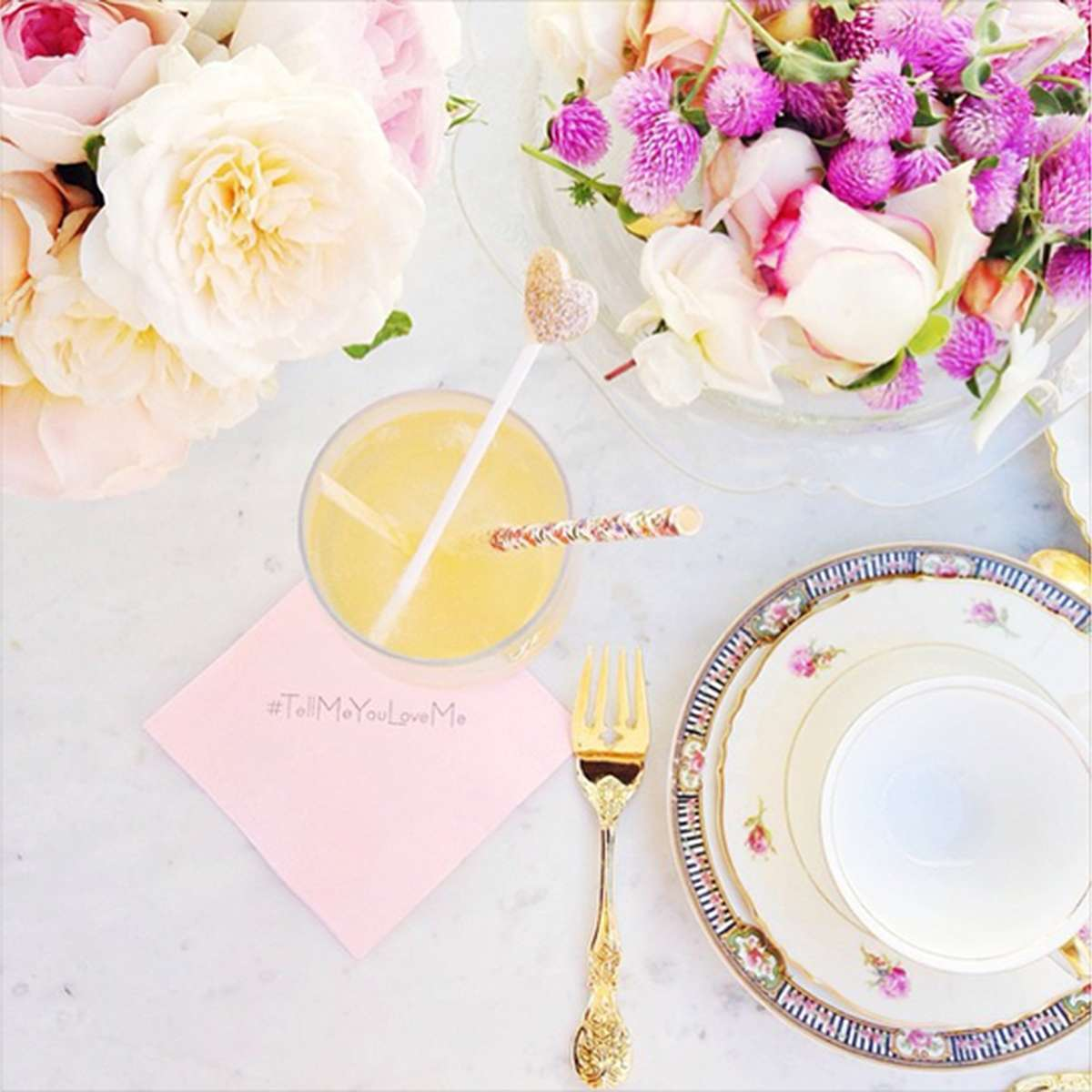 Lauren Conrad Wedding Shower Personalized Cocktail Napkin