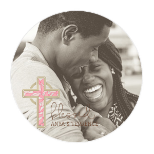 Blessed Cross Photo/Full Color Coasters