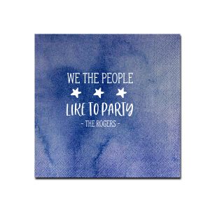 We The People USA Napkin
