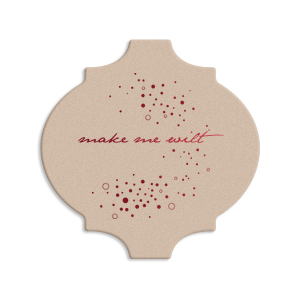 ForYourParty's elegant Black with Silver back Ornament Coaster with Shiny Sky Blue Foil has a CherryBlossom Dots graphic and is good for use in Floral themed parties and will give your party the personalized touch every host desires.