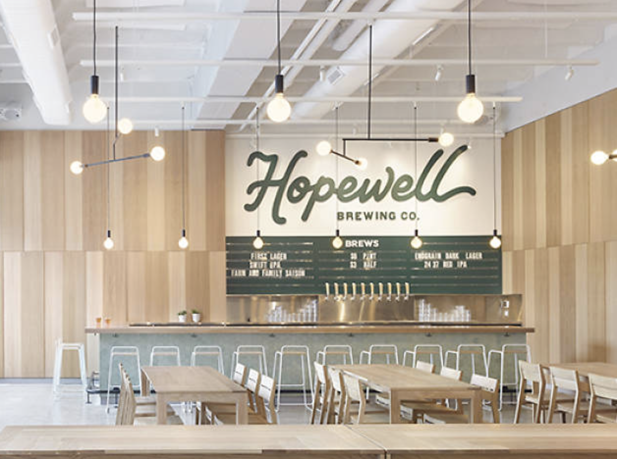 Hopewell bar in Chicago
