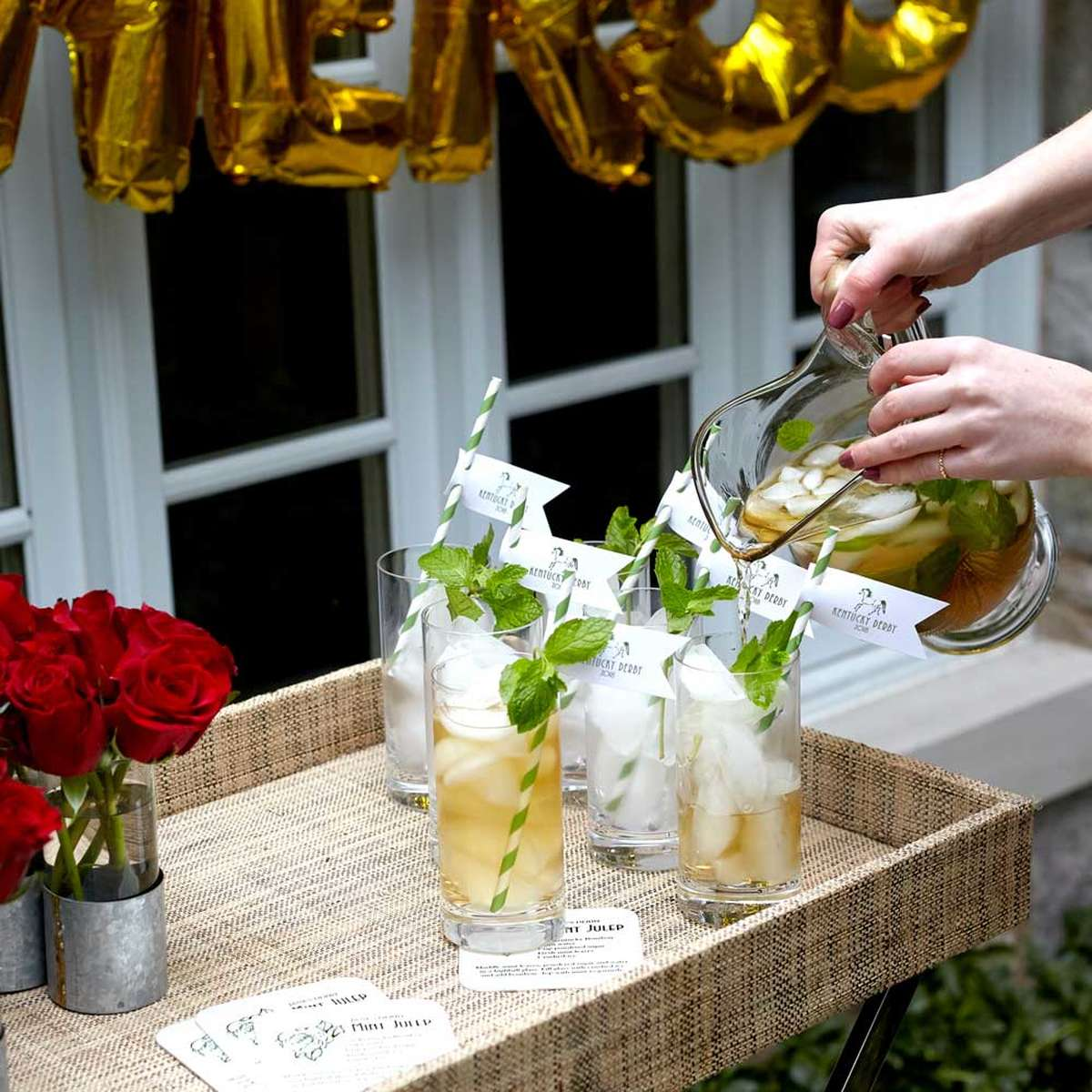 kentucky derby party planning tips
