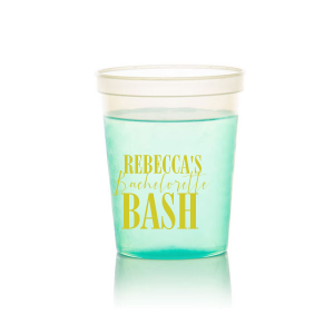 Bachelorette Bash Stadium Cup