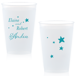 Starry Wedding Frost Flex Cup
