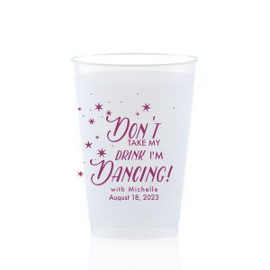 Our custom Matte Plum Ink 12 oz Frosted Plastic Cup with Matte Plum Ink Cup Ink Colors has a Starry Night graphic and is good for use in Full Bleed themed parties and will add that special attention to detail that cannot be overlooked.