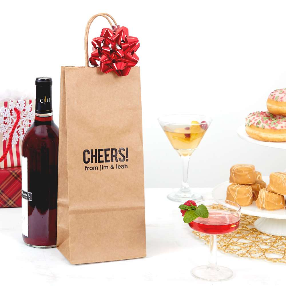 Christmas Gift Guide 2018: Personalized Christmas Gift Bags and Gift ...