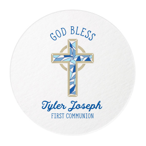 The ever-popular White Photo/Full Color Square Coaster with Matte Royal Blue Ink Digital Print Colors will impress guests like no other. Make this party unforgettable.