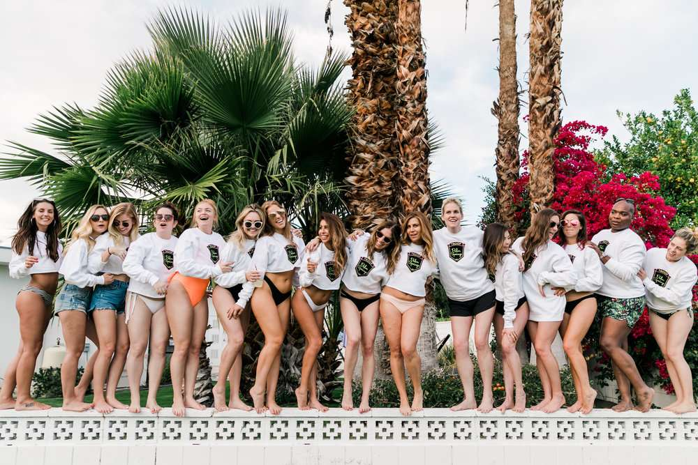 everyday pursuits bachelorette party group