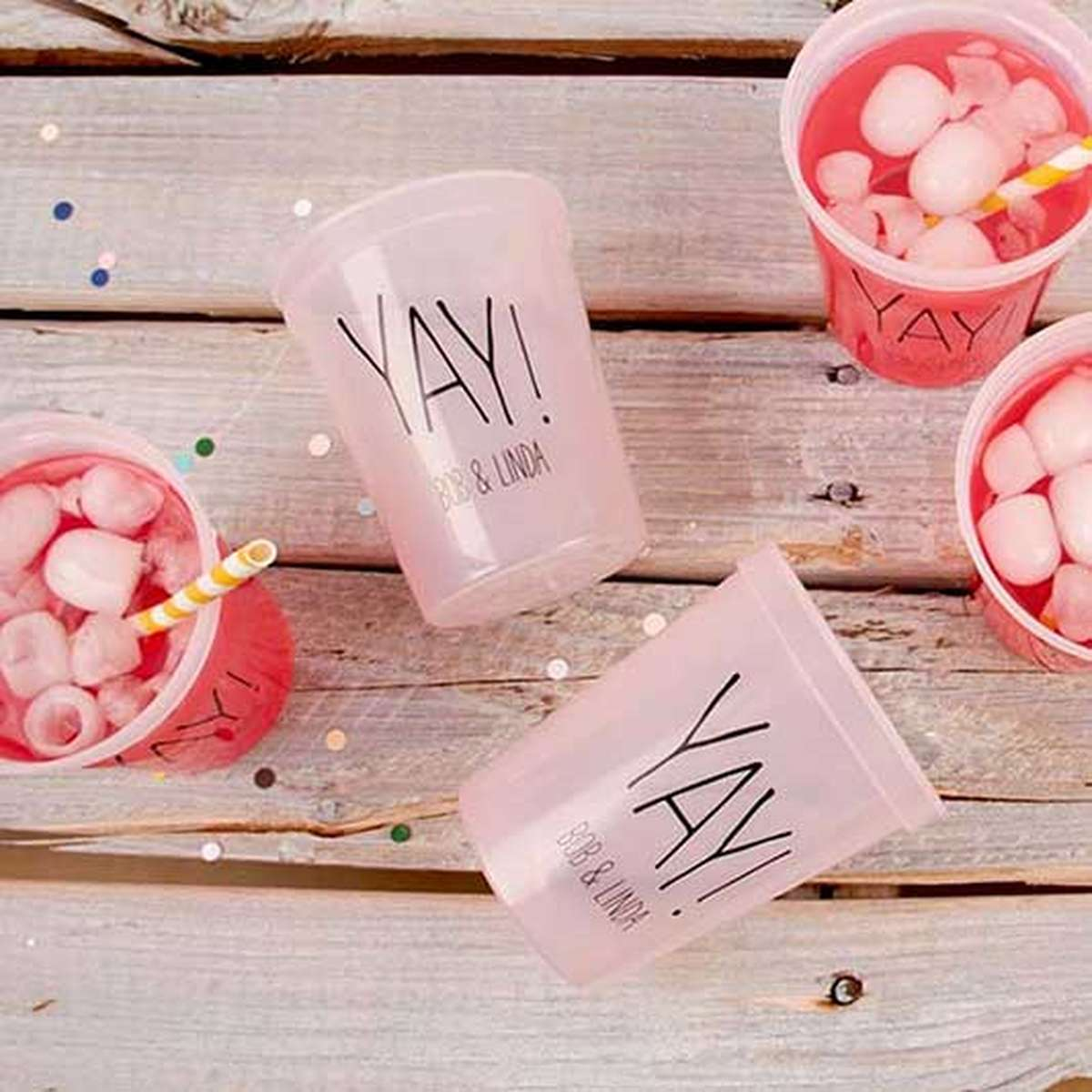 Personalized Party Cups | Design Your Own Party Cups | For Your Party