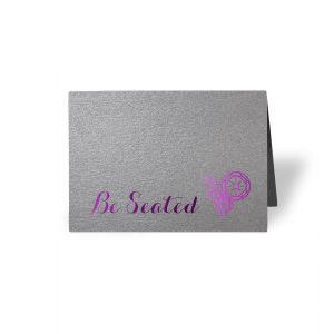 Geo Flower Placecard