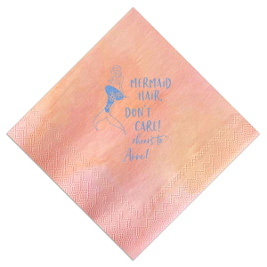 Mermaid Hair Napkin