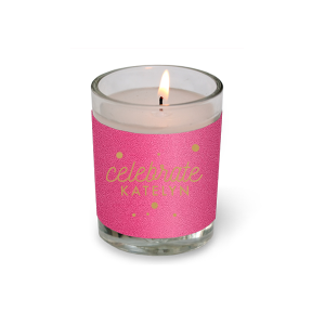 Celebrate Confetti Votive Candle