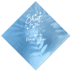 Shoot For The Stars Napkin