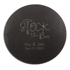Stock The Bar Coaster