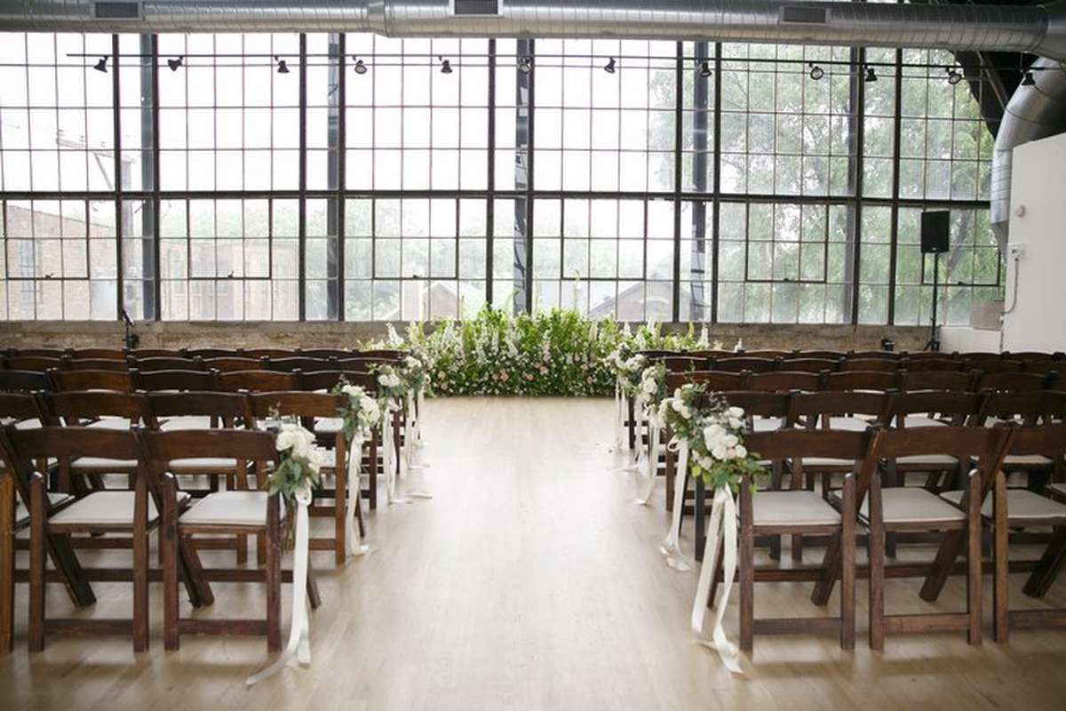 industrial wedding venue in chicago