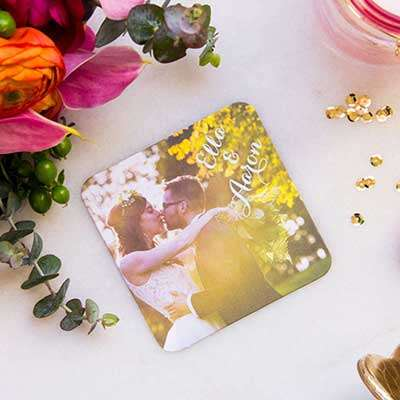 Photo/Full Color Square Coasters