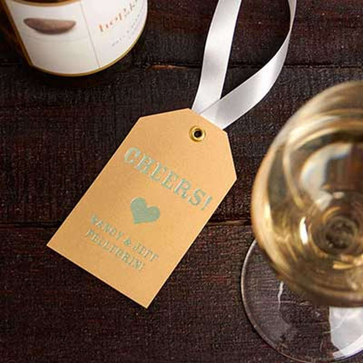 wine gift tag