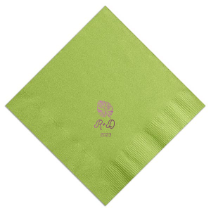 Electric Leaf Napkin