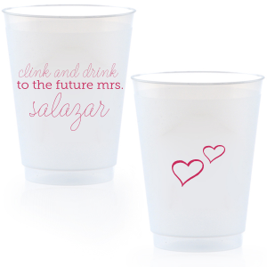 Clink and Drink Frost Flex Cup