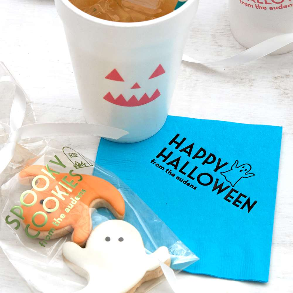 custom halloween party accessories