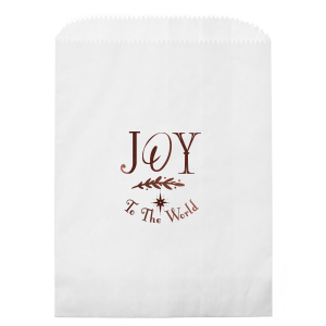 Joy To The World Bag