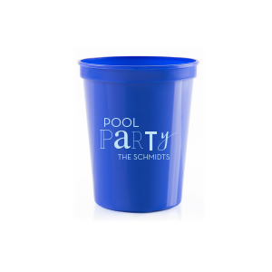 Pool Party Stadium Cup