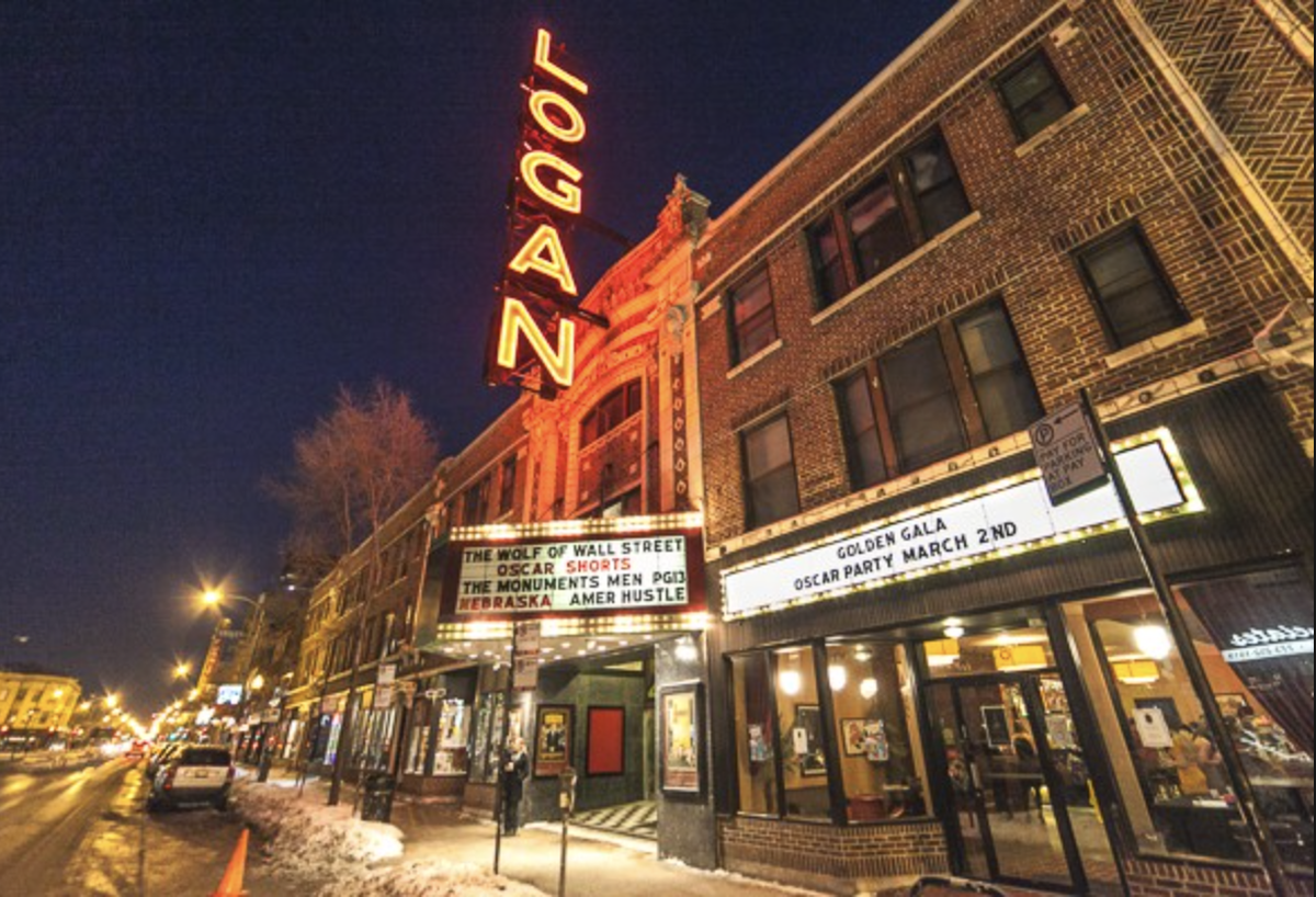 logan square movie theater
