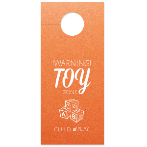 Child At Play Door Hanger