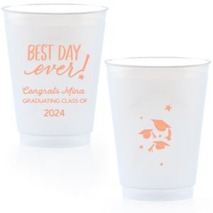 Best Grad Day Ever Cup