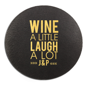 Wine A Little Coaster