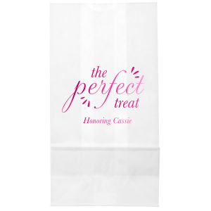 The Perfect Treat Bag