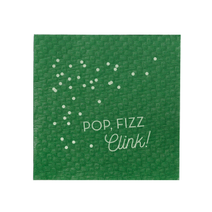 Fun Pop Fizz Clink Napkin