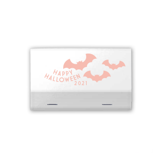 ForYourParty's personalized Watercolor Rose Classic Matchbox with Matte Black Foil has a Bats graphic and is good for use in Halloween, Holiday, Animals themed parties and will look fabulous with your unique touch. Your guests will agree!