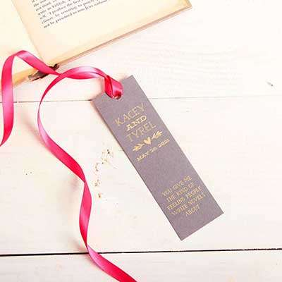 Rectangle Bookmark