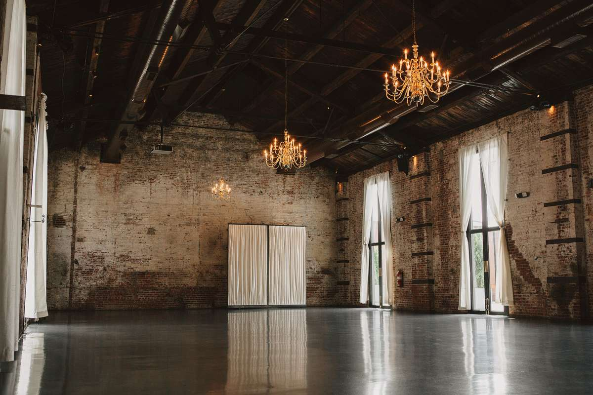 industrial wedding venue in new york city