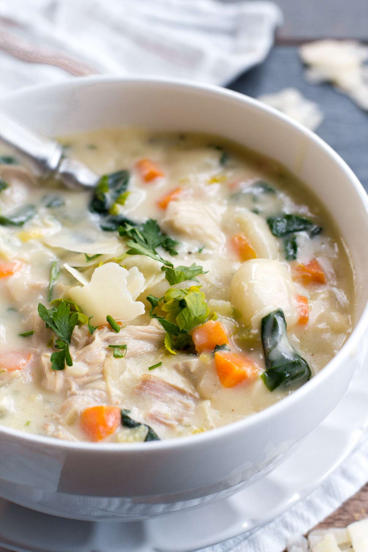 thanksgiving leftovers soup