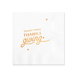 Personalized Ivory Linen Like Guest Towel with Shiny Copper Foil has a Tree RSVP graphic and is good for use in Lovely Press themed parties and will add that special attention to detail that cannot be overlooked.