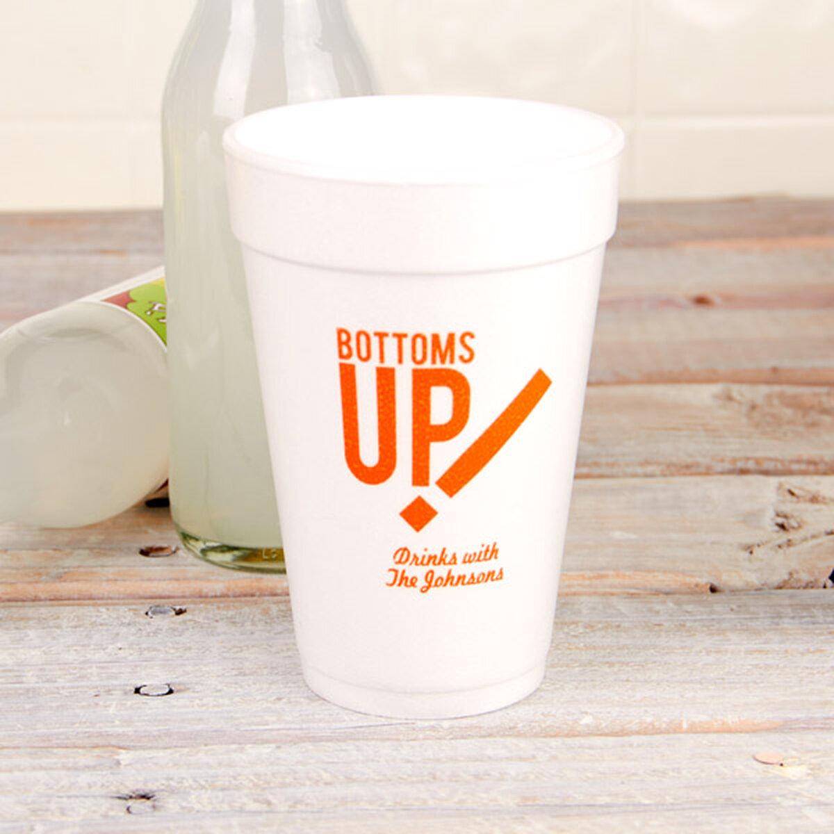 Custom Foam Party Cup