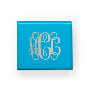 Vine Monogram Box