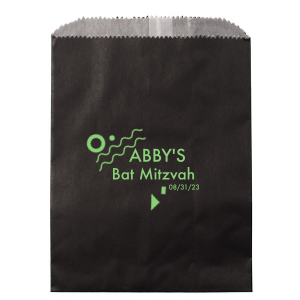 90s Theme Party Napkins, Matches, Cups and Favors | For Your