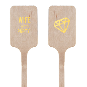 Wife of the Party Stir Stick