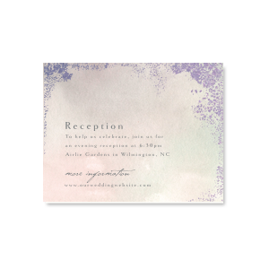 Lavender Waves Details Card