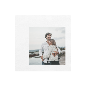 Single Square Photo Full Color/Photo Napkin