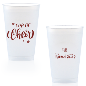 Cup Of Cheer Frost Flex Cup