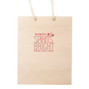 Making Spirits Bright Bag