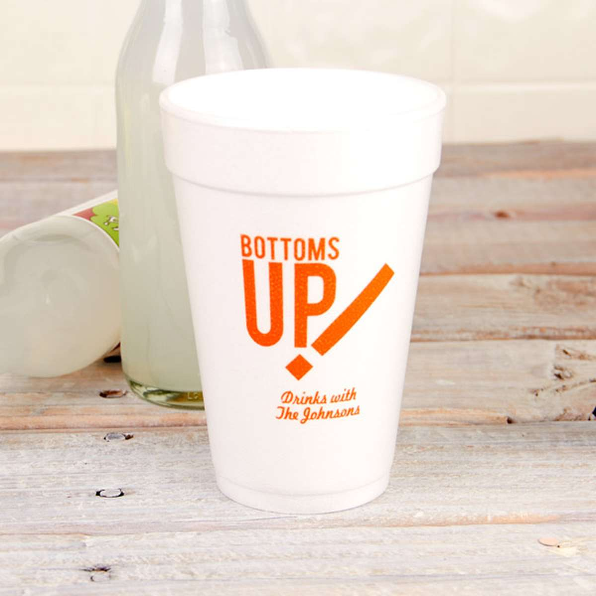 Personalized Party Cups Design Your