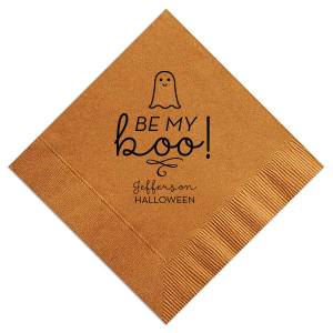 Be My Boo 2 Napkin