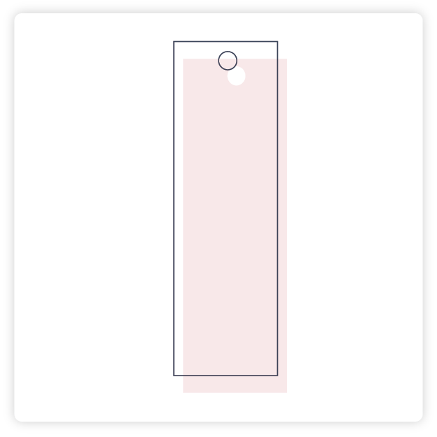 Customize Birthday Rectangle Bookmark More
