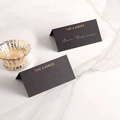 Regal Place Card
